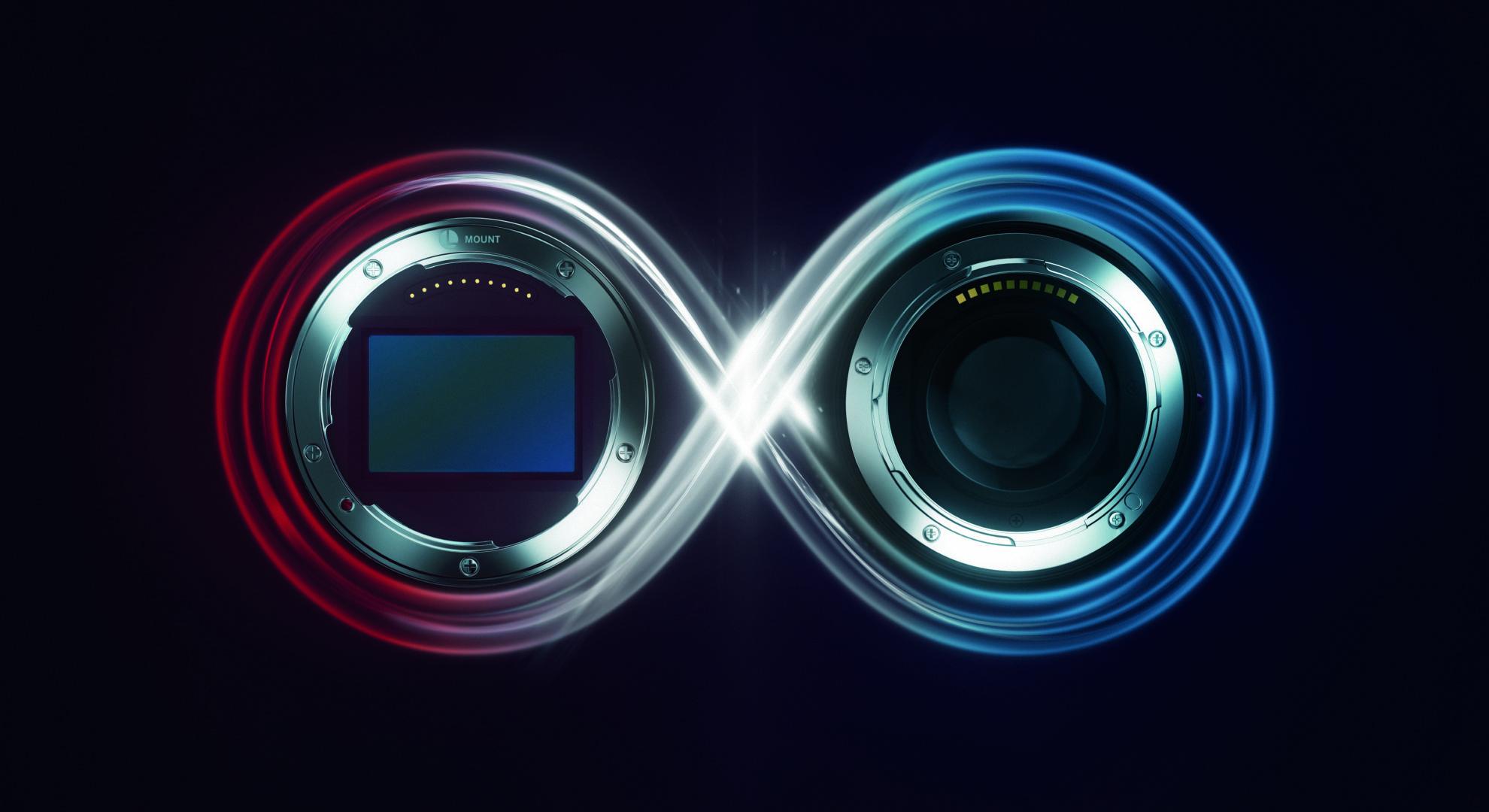 L-Mount Logo Panasonic, Sigma, Leica